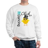 Tap Dancing Chick Sweatshirt