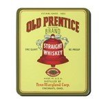 Old Prentice Whiskey - Mousepad