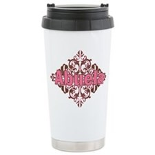 Abuela Spanish Crest Ceramic Travel Mug