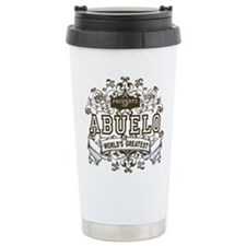 Property Of Abuelo Ceramic Travel Mug