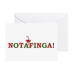 Nottafinga Christmas Story Greeting Cards (Pk of 2