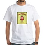Old Prentice Whiskey - White T-Shirt