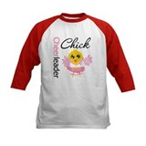 Cheerleader Chick Tee