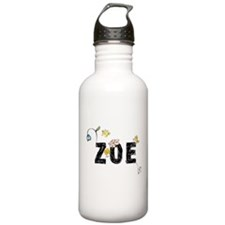 Zoe Floral Water Bottle