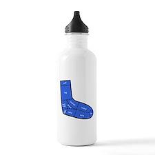 Sock Anatomy Water Bottle