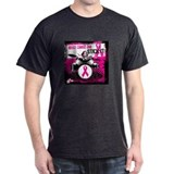 Breast Cancer Can Stick It! Black T-Shirt