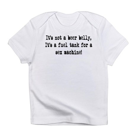 beer belly Infant T-Shirt