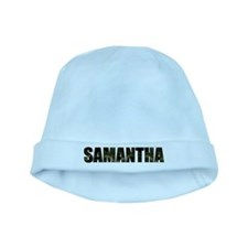 Camo Samantha baby hat