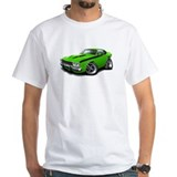 Roadrunner Lime-Black Car Shirt