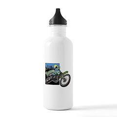 Zooom - Dirt Bike Stainless Water Bottle 1.0L