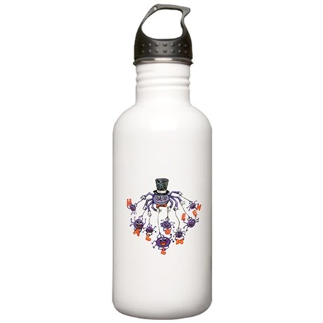Halloween Spider Stainless Water Bottle 1.0L