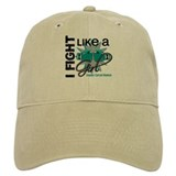 Fight Like A Girl Ovarian Cancer Hat