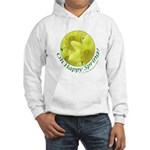 Daffodils, Oh Happy Spring Hooded Sweatshirt