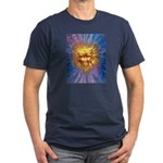 The Fifth Sun Men's Fitted T-Shirt (dark)