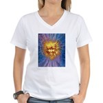The Fifth Sun Women's V-Neck T-Shirt