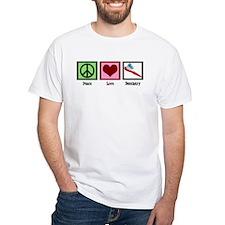 Peace Love Dentistry Shirt