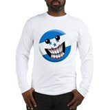 Hondarian Smile Long Sleeve T-Shirt
