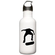Skate On Water Bottle