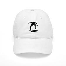 Skate On Baseball Cap