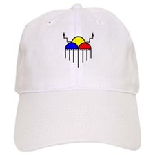 Hopi Rain Cloud Baseball Cap