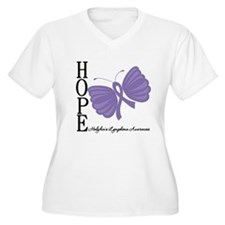 Hope Hodgkins Lymphoma T-Shirt