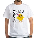 Poker Chick Shirt
