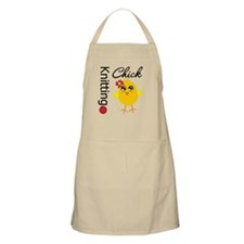 Knitting Chick Apron