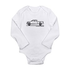 2010 Ford F 150 Pickup Truck Long Sleeve Infant Bo