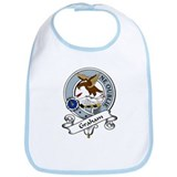Graham Clan Badge Bib