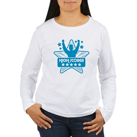 High Scorer Women's Long Sleeve T-Shirt