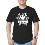 High Scorer Men's Fitted T-Shirt (dark)
