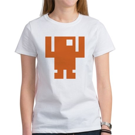 Pixel Dancer Women's T-Shirt