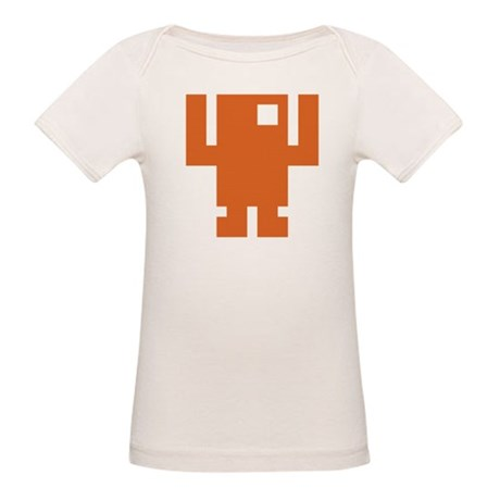Pixel Dancer Organic Baby T-Shirt