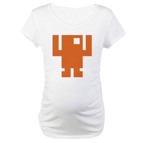 Pixel Dancer Maternity T-Shirt
