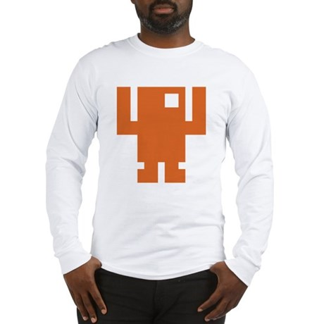Pixel Dancer Long Sleeve T-Shirt