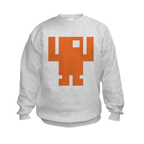 Pixel Dancer Kids Sweatshirt