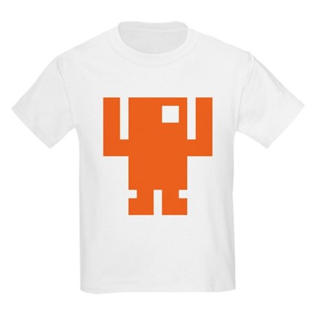 Pixel Dancer Kids Light T-Shirt