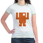 Pixel Dancer Jr. Ringer T-Shirt