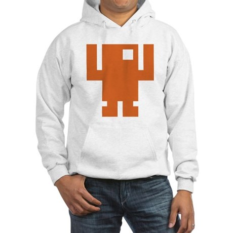 Pixel Dancer Hooded Sweatshirt