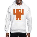 Pixel Dancer Hooded Sweatshirt