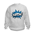KAPOW! Kids Sweatshirt