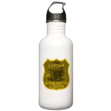Rancher Caffeine Addiction Water Bottle