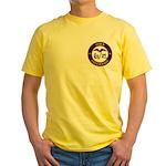 Iowa Masons Yellow T-Shirt