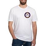 Iowa Masons Fitted T-Shirt