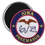 Iowa Masons Magnet