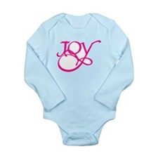 Cute Christmas teens Long Sleeve Infant Bodysuit