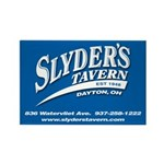 Slyder's Tavern Rectangle Magnet (100 pack)