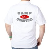 Camp Quantico Spy T-Shirt