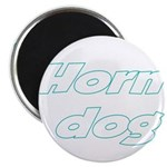 Horn Dog Magnet