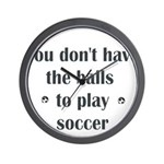 You Don't Have The Balls To P Wall Clock